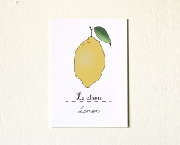 5x7-Fruits-Lemon